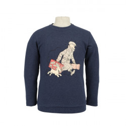 Sweat TINTIN pour adulte