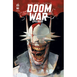 JUSTICE LEAGUE DOOM WAR -...