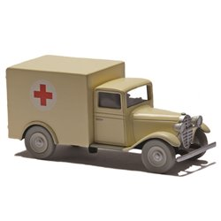 EN VOITURE TINTIN 2 - AMBULANCE ASILE 18