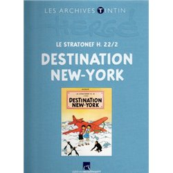 LIVRE ARCHIVE ATLAS DEST. NEW-YORK