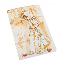 CARNET DE NOTES - 85X125MM CORTO - BALADE