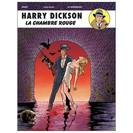 HARRY DICKSON T12 HARRY DICKSON T12-LA CHAMBRE ROUGE