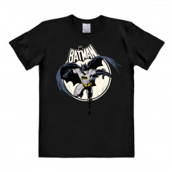 Batman T-Shirt - Pleine Lune Logo - Rethals T-Shirt - noir - DC Comics Shirt - FlelaSouris
