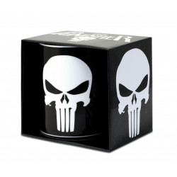 Marvel Comics - Punisher Porcelaine Tasse - Mug - noir