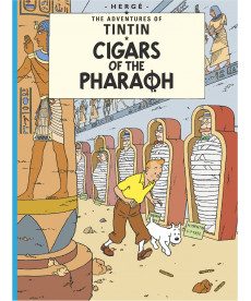 A4 Album UK - Soft Cover - Cigars of the Pharaoh