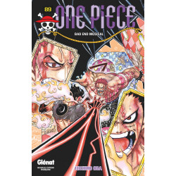 ONE PIECE - ÉDITION ORIGINALE - TOME 89