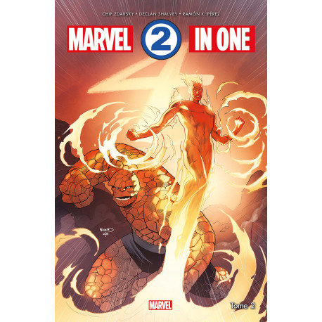 MARVEL 2-IN-ONE T02