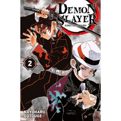 DEMON SLAYER T02