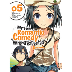 MY TEEN ROMANTIC COMEDY IS WRONG AS I EXPECTED T05