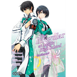 THE IRREGULAR AT MAGIC HIGH SCHOOL T02