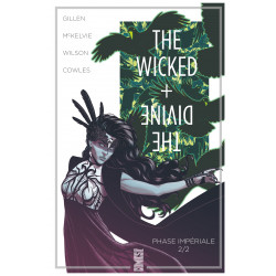 THE WICKED + THE DIVINE - TOME 06 - PHASE IMPÉRIALE (2E PARTIE)