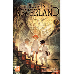 THE PROMISED NEVERLAND T13